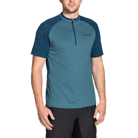 VAUDE Tamaro III Shirt Men blue gray